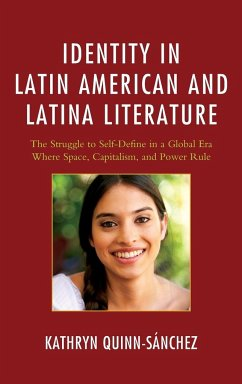 Identity in Latin American and Latina Literature - Quinn-Sánchez, Kathryn