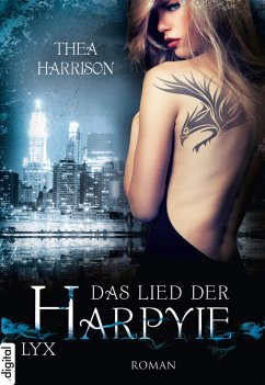 Das Lied der Harpyie / Elder Races Bd.6 (eBook, ePUB) - Harrison, Thea