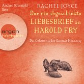 Der nie abgeschickte Liebesbrief an Harold Fry - Das Geheimnis der Queenie Hennessy (MP3-Download)
