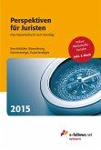 Perspektiven für Juristen 2015 (eBook, ePUB)