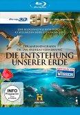 Die Entstehung unserer Erde 3D - Die San Andreas Verwerfung / Der Marianengraben (Blu-ray 3D)