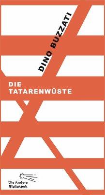 Die Tatarenwüste (eBook, ePUB) - Buzzati, Dino