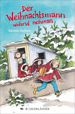 Der Weihnachtsmann wohnt nebenan (eBook, ePUB) - Dammer, Daniela
