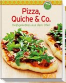 Pizza, Quiche & Co. (Minikochbuch)