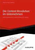 Die Content-Revolution im Unternehmen (eBook, ePUB)