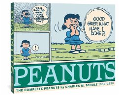 The Complete Peanuts 1955-1956 - Schulz, Charles M.