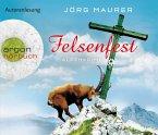 Felsenfest / Kommissar Jennerwein ermittelt Bd.6 (Audio-CD)