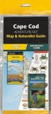 Cape Cod Adventure Set: Map & Naturalist Guide [With Charts]