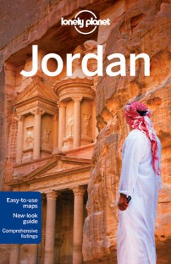 Lonely Planet Jordan Country Guide