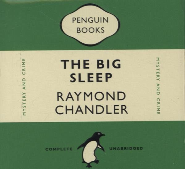 the big sleep by raymond chandler The big sleep is the reason i started reading hardboiled detective novels the intrigue and suspense that raymond chandler weaves into his stories is a lost art.