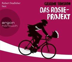 Das Rosie-Projekt, 5 Audio-CDs - Simsion, Graeme