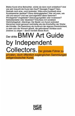 Der dritte BMW Art Guide by Independent Collectors
