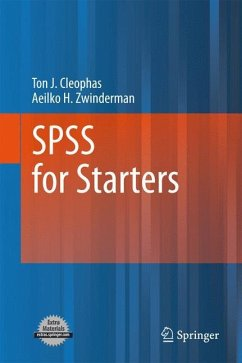SPSS for Starters