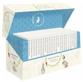 The World of Peter Rabbit - The Complete Collection of Original Tales 1-23 White Jackets, m. Buch, m. Buch, m. Buch, m.