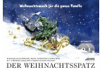Der Weihnachtsspatz, m. 2 Audio-CDs