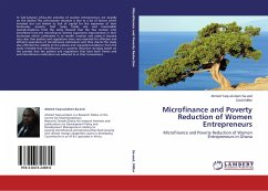 Microfinance and Poverty Reduction of Women Entrepreneurs