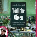 Tödliche Oliven / Xavier Kieffer Bd.4 (MP3-Download)