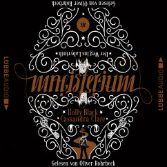 Der Weg ins Labyrinth / Magisterium Bd.1 (MP3-Download) - Black, Holly; Clare, Cassandra