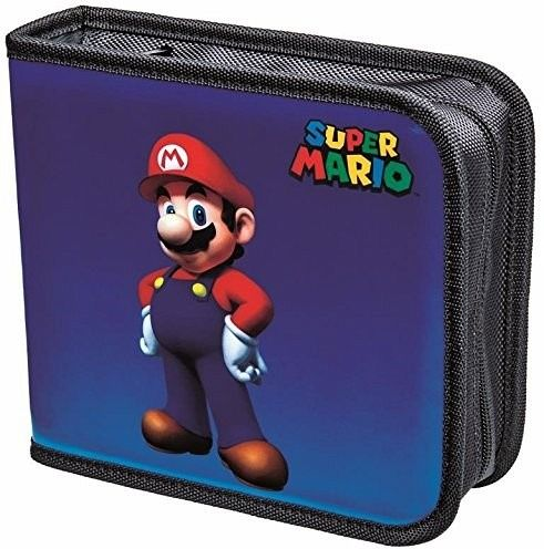 super mario folio tasche f r nintendo 3ds ds xl dsi und. Black Bedroom Furniture Sets. Home Design Ideas