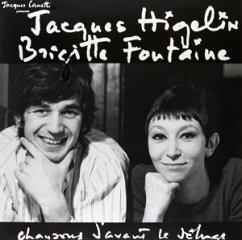 Chansons D'Avant Le Deluge - Higelin,Jacques/Fontaine,Brigitte