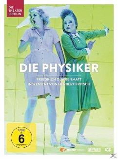 Die Physiker - Fritsch,H./Harfouch,C./Schauspielhaus Zürich