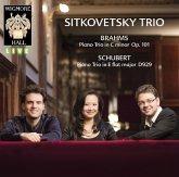 Piano Trios 2/3-Wigmore Hall Live