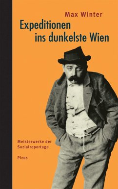 Expeditionen ins dunkelste Wien (eBook, ePUB) - Winter, Max
