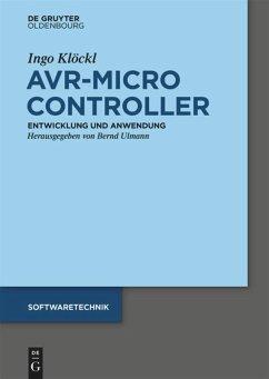 AVR - Mikrocontroller