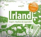 Irland: Sagen, Mythen und Legenden, 2 Audio-CDs