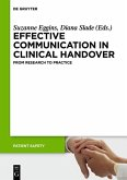 Effective Communication in Clinical Handover