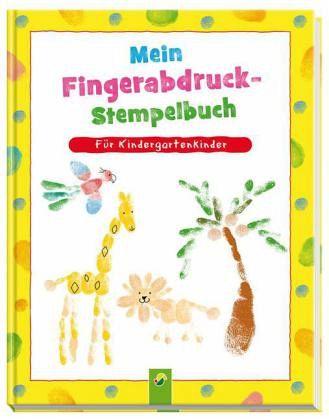 Mein Fingerabdruck Stempelbuch Portofrei Bei Bücherde Bestellen