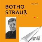 Literatur Kompakt: Botho Strauß (eBook, ePUB)