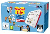 Nintendo 2DS weiß + Tomodachi Life
