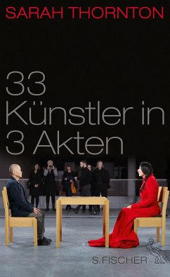 33 Künstler in 3 Akten - Thornton, Sarah