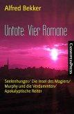 Untote: Vier Romane (eBook, ePUB)