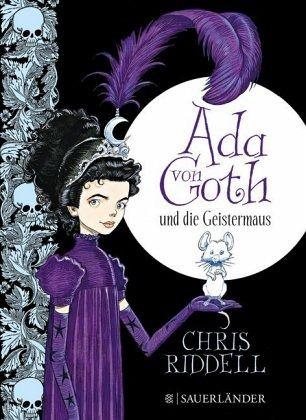 Buch-Reihe Ada von Goth von Chris Riddell
