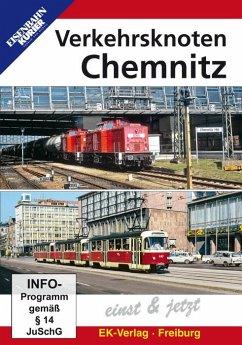 Verkehrsknoten Chemnitz einst & jetzt, DVD