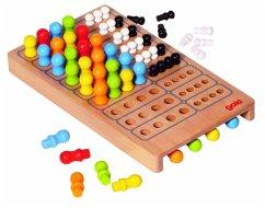 Goki 56708 - Brettspiel Master Logic, goki basic, Logikspiel