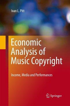 Economic Analysis of Music Copyright - Pitt, Ivan L