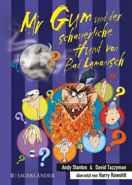 Buch-Reihe Mr Gum von Andy Stanton