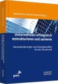 Unternehmen erfolgreich restrukturieren und sanieren (eBook, PDF)