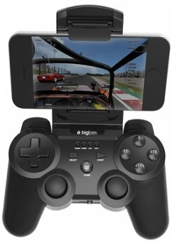 Gamephone Controller PRO, Spiel-Controller für iPhone® / iPad® / iPod Touch®, und Android™-Geräte