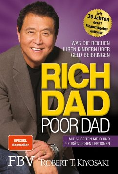 Rich Dad Poor Dad (eBook, PDF) - Kiyosaki, Robert T.