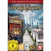 Sid Meier's Civilization® IV Complete (Download für Mac)