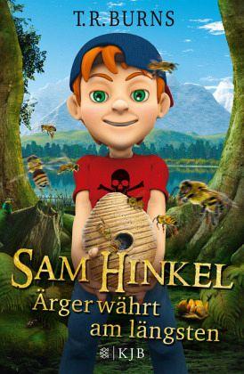 Buch-Reihe Sam Hinkel