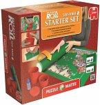 Jumbo 17951 - Puzzle Mates und Roll Starter Set