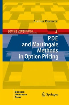 PDE and Martingale Methods in Option Pricing - Pascucci, Andrea