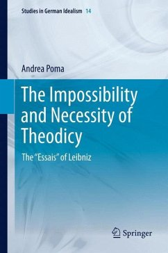 The Impossibility and Necessity of Theodicy - Poma, Andrea