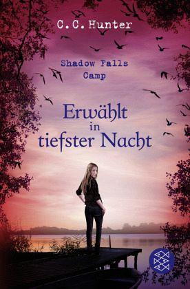 Buch-Reihe Shadow Falls Camp von C. C. Hunter