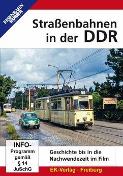 Straßenbahnen in der DDR, 1 DVD